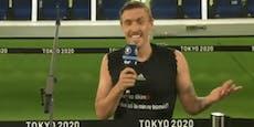 Olympia-Star Kruse macht Freundin im Live-TV Antrag