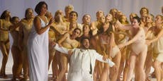 Don Giovanni – 150 Damen in Unterwäsche in Salzburg