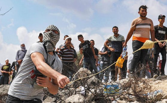 Im Westjordanland kam es erneut zu Zusammenstößen zwischen israelischen Sicherheitskräften und Palästinensern.