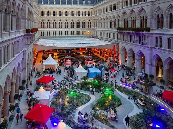 Das Kabarettfestival im Wiener Rathaus ist gestartet.
