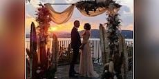 Assinger feiert Hochzeitsparty am Wörthersee