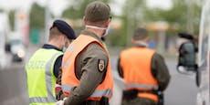 79 Flüchtlinge wurden im Burgenland aufgegriffen