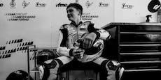 Motorrad-Talent (14) nach Crash im Rennen verstorben