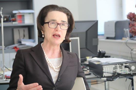 Die Leiterin der Bioethikkommission im Bundeskanzleramt, Christiane Druml, spricht sich für eine Ausweitung der Impfflicht in Österreich aus.