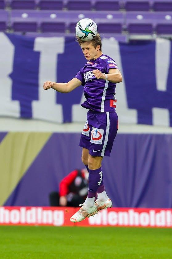 Patrick Wimmer wird zu Arminia Bielefeld wechseln.