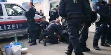 """""""In die Niere"""" – Polizisten nach Demo-Prügeln angeklagt"""