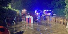 Überflutungen, Zerstörung und nun rollt neuer Sturm an