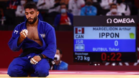 Israel-Judoka Tohar Butbul