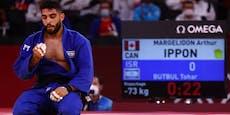Nächster Judoka verweigert Kampf gegen Israeli