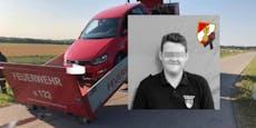 Tödlicher Unfall– Feuerwehr trauert um junges Mitglied