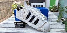 LEGO adidas Originals Superstar: Kultschuh zum Basteln