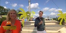 Kiewel entsetzt Fernsehgarten-Fans mit Polen-Sager