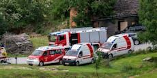 """Giftgas-Tragödie: Zustand der Mutter """"sehr kritisch"""""""
