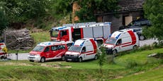 Gas-Tragödie: Papa gibt sich Schuld am Tod der Kinder