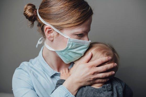 In Zeiten der Corona-Pandemie Eltern zu werden, war für viele eine Belastung.