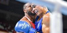 Wie Tyson: Olympia-Boxer will Gegner Ohr abbeißen