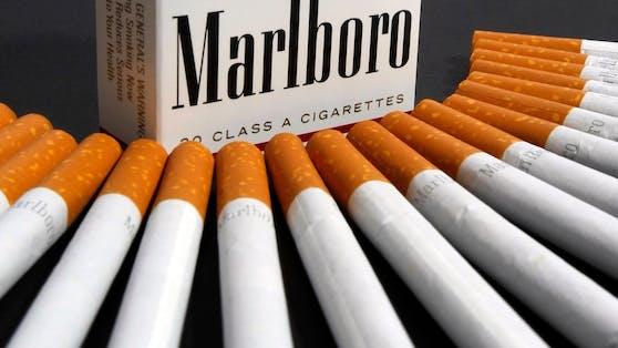 Die Marke Marlboro könnte schon bald Geschichte sein.