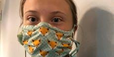 Greta Thunberg hat ihre erste Corona-Impfung erhalten