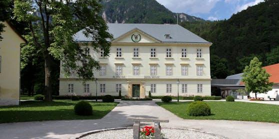 Kurz will im Schloss Reichenau dabei sein.