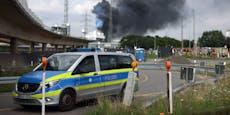 Zwei Tote bei Chemie-Explosion – Suche nach Vermissten