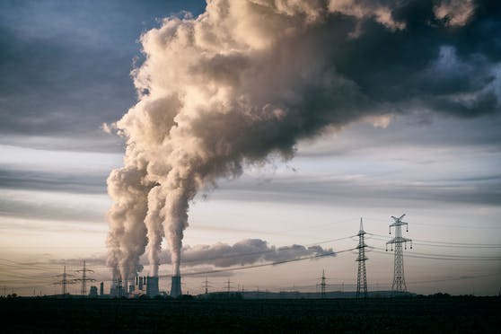 Im Vergleich zu 2020 sind die Emissionen erneut stark angestiegen.