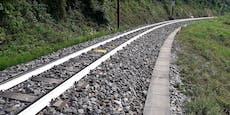 Hohe Temperaturen – Schienen werden nun weiß lackiert
