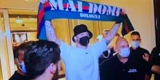 Deal perfekt! Arnautovic legt ganz Bologna lahm