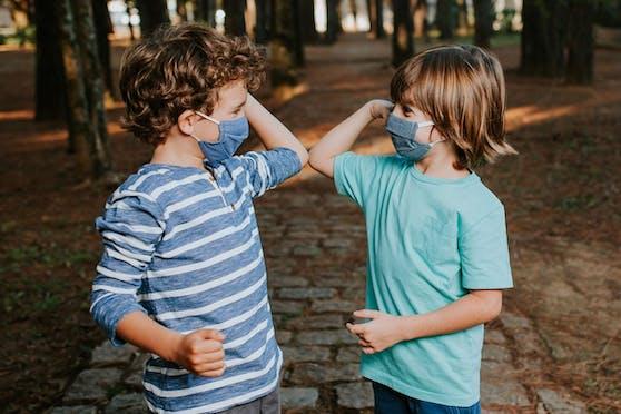 Bei der Mehrheit der Kinder verläuft eine Corona-Infektion ohne Symptome.