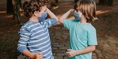 Kinder entwickeln Immunität gegen COVID-19