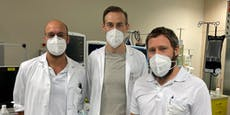 Kreissägen-Unfall: Ärzte nähten in 9,5 Stunden Hand an