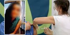 Wienerin gekündigt, weil sie keine Impfung möchte