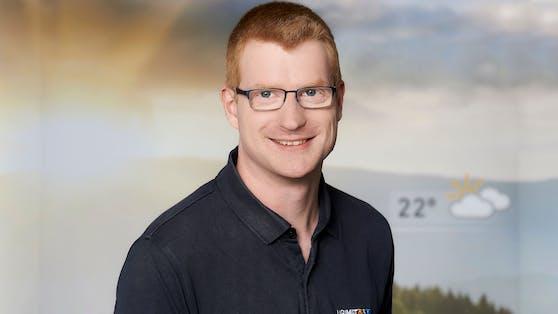 UBIMET-Experte Nikolas Zimmermann