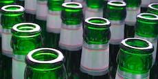 Hofer startet mit Pfandflaschen in einigen Filialen