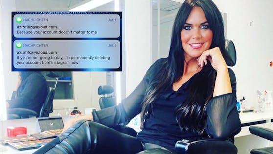 Martina Reuters Instagram-Account wurde gehacked