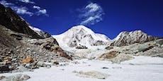 28 unbekannte Virusarten in Gletschern entdeckt