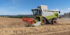 Bürger ärgern sich über nächtliche Erntearbeiten