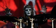 "Ex-""Slipknot""-Drummer Joey Jordison ist tot"