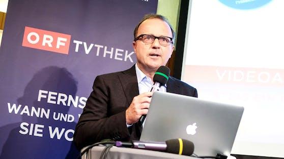 Thomas Prantner ist der Gründer der ORF-TVthek und Direktor des Bereichs Online und Neue Medien.
