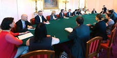 Regierung tagt im Schloss: Diese Themen stehen im Fokus