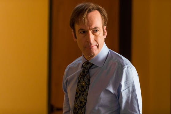 """Bob Odenkirk in der 3. Staffel """"Better Caul Saul"""""""