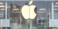 Die Geschäfte von Apple und Alphabet boomen