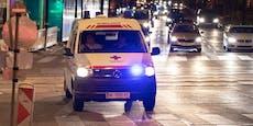 Mädchen (9) durch Party-Knaller im Gesicht verletzt