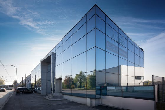 Das WABS Headquarter in Linz.