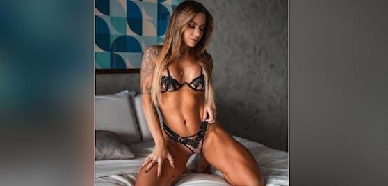 Melissa Lameira ist jetzt ein Erotik- und Fitness-Star.