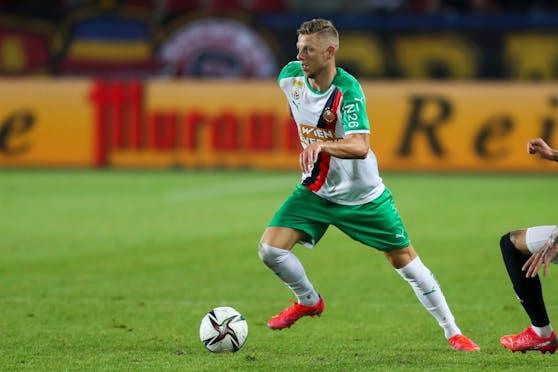 Zieht es Maxi Ullmann nach Deutschland?