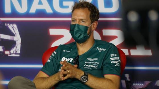 Auch Sebastian Vettel äußerte sich gegen das Anti-Homosexuellen-Gesetz.