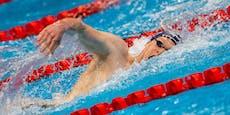 Auböck schwimmt erneut an Olympia-Medaille vorbei
