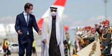 Österreich schließt Wasserstoff-Pakt mit Golf-Staat
