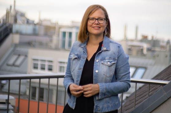Aids Hilfe Wien Geschäftsführerin Andrea Brunner