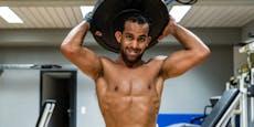 Dieser geflüchtete Iraker ist unser 76. Olympia-Athlet